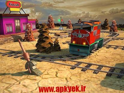 دانلود بازی ترافیک قطار Subway Traffic Simulator 3D v1.0 اندروید