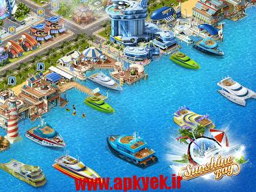 دانلود بازی آفتاب خلیج Sunshine Bay v1.40 اندروید
