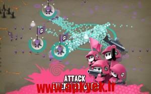دانلود بازی لمس جنگ Tactile Wars v1.3.1 اندروید