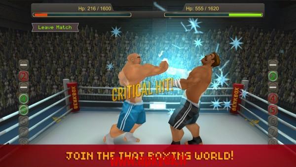 دانلود بازی لیگ بوکس تایلند Thai Boxing League 1.02 اندروید
