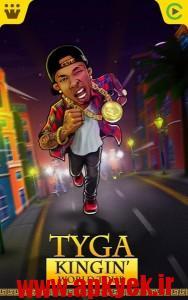 دانلود بازی تور جهانی Tyga – Kingin' World Tour 1.1 اندروید مود شده