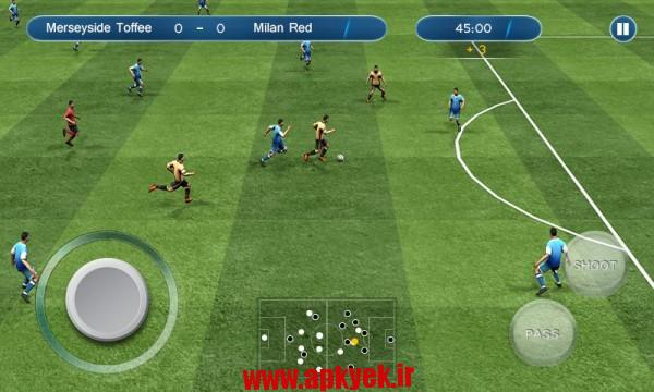 دانلود بازی فوتبال نهایی Ultimate Soccer – Football 1.1.6 اندروید + مود
