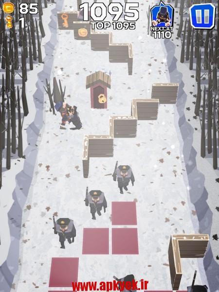 دانلود بازی زمستان فراریان Winter Fugitives 1.0 اندروید