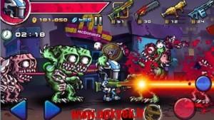 دانلود بازی خطرات زامبی Zombie Diary v1.2.6 اندروید