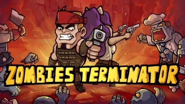 دانلود بازی زامبی ترمیناتور Zombie Terminator 1.7 اندروید