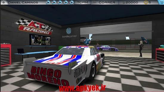 دانلود بازی مسابقات ا اس تی سی ACTC Racing v1 اندروید مود شده