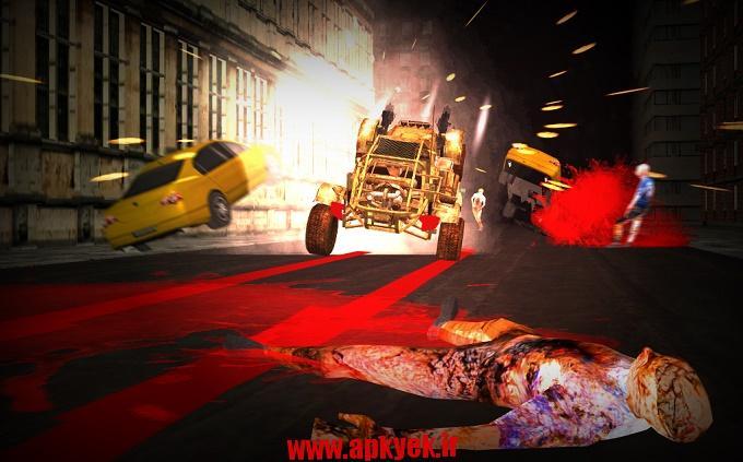 دانلود بازی جاده مرده dead road 1.0 اندروید