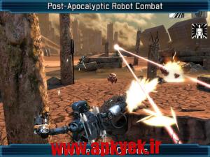 دانلود بازی جنگ ربات ها EPOCH.2 v1.3.3 اندروید مود شده