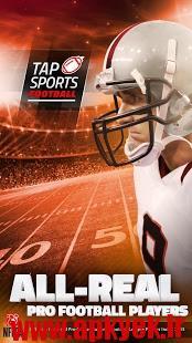 دانلود بازی ورزشی فوتبال TAP SPORTS FOOTBALL v1.0.2 اندروید