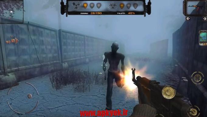 دانلود بازی پروژه زونا Z.O.N.A Project X 1.03.01b  اندروید مود شده