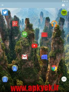 دانلود لانچر Action Launcher 3 v3.5.4 اندروید