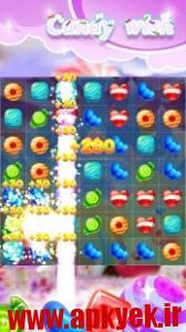 دانلود بازی اب نبات ها Candy Link Splash 2 v1.1 اندروید