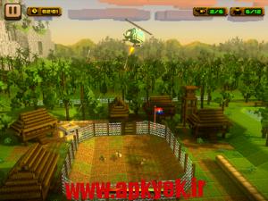 دانلود بازی ماجرایی Dustoff Heli Rescue 1.1.1 اندروید