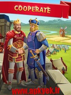 دانلود بازی چهار امپراتوری Empire: Four Kingdoms 1.23.48 اندروید