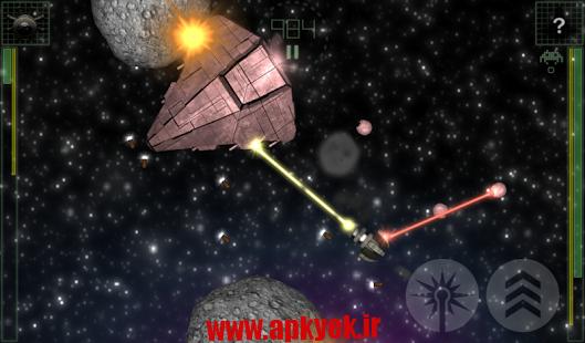 دانلود بازی رویداد مهم Event Horizon v0.10.7 اندروید