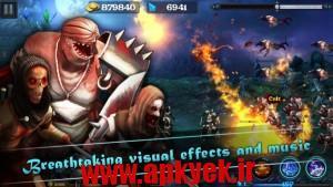 دانلود بازی جهنم زامبی ها Hell Zombie 1.06 اندروید مود شده
