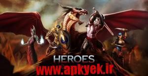 دانلود بازی قهرمان کم تجربه Heroes of Dragon Age 4.2.0 اندروید