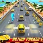 دانلود بازی سرگرم کننده ماشین سواری On The Run™ v1.0.6 اندروید مود شده