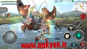 دانلود بازی آنلاین و پی آر جی Online RPG Avabel 3.7.6 اندروید مود شده