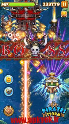 دانلود بازی دریای طوفانی Pirates Storm – Naval Battles 1.0.061 اندروید