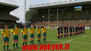 دانلود بازی راگبی Rugby Nations 16 1.0.1 اندروید