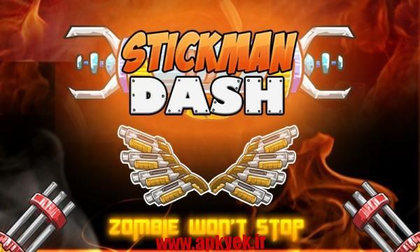 دانلود بازی داش استیک من Stickman Dash 1.0.1 اندروید مود شده