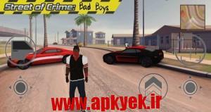 دانلود بازی پسران بد Street of Crime: Bad Boys 1.0 اندروید مود شده