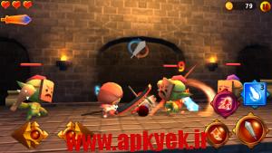 دانلود بازی استاد شمشیر زن Sword Master 1.0 اندروید مود شده