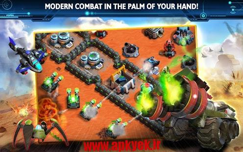 دانلود بازی جنگ نهایی This Means WAR! 3.0.4.167 اندروید