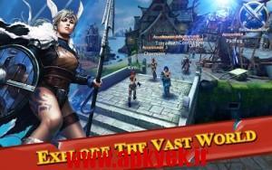 دانلود بازی مبارزه تیتان Titan Wars 1.0.5 اندروید