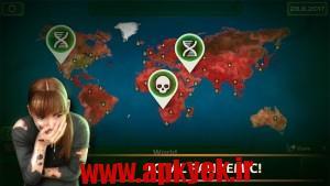 دانلود بازی ویروس همه گیر Virus Curse – Pandemic Madness 3.42 اندروید مود شده