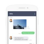 دانلود برنامه نسخه کم حجم لاین LINE Lite: Free Messages 1.1.10 اندروید