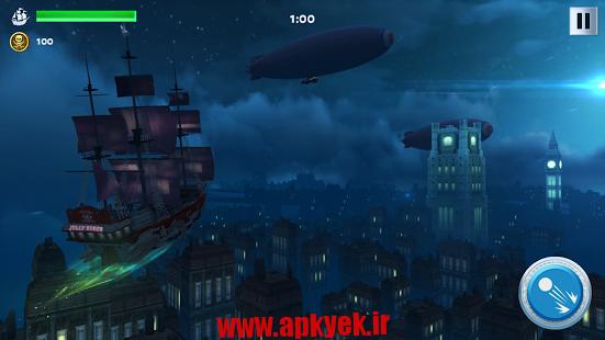 دانلود بازی فرار به نیولند PAN: Escape to Neverland 1.0 اندروید