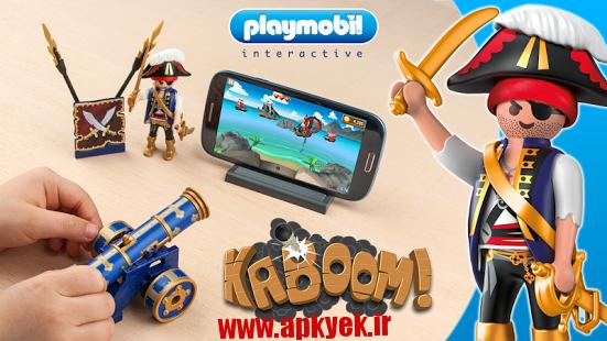 دانلود بازی کابوم PLAYMOBIL Kaboom! 1.6 اندروید