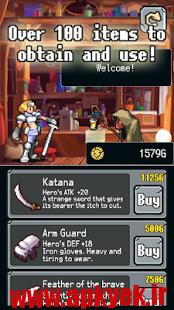 دانلود بازی ار پی جی Automatic RPG 1.3.3 اندروید