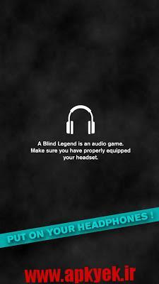 دانلود بازی افسانه کور A Blind Legend 1.1.4 اندروید