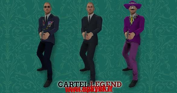 دانلود بازی افسانه کارتل Cartel Legend: Crime Overkill 1.6 اندروید