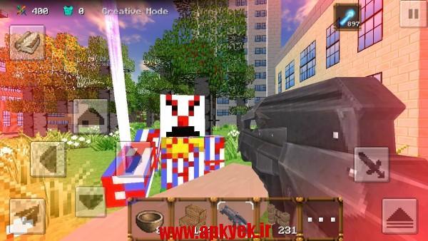 دانلود بازی شهر کرافت سه City Craft 3: TNT Edition 1.0.8 اندروید