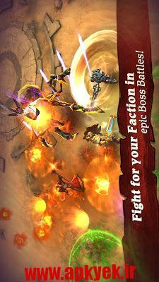 دانلود بازی قبیله جادوگر Clash for Dawn 1.1.1 اندروید