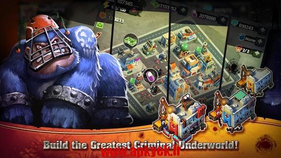 دانلود بازی برخورد مافیایی Clash of Mafias 1.0.65 اندروید – نسخه مود شده