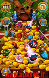 دانلود بازی فروش سکه Coin Party: Carnival Pusher 2.4.5 اندروید