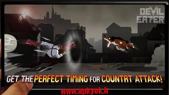 دانلود بازی شیطان خوار Devil Eater 2.71 اندروید