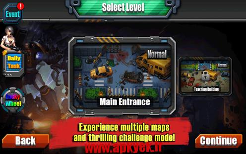 دانلود بازی محاصره شیطان Devil Siege 1.6 اندروید