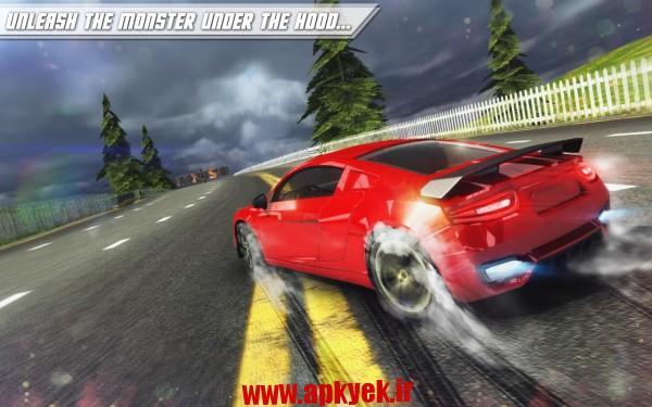 دانلود بازی ماشین سریع Fast Lane Car Racer 1.1.1 اندروید