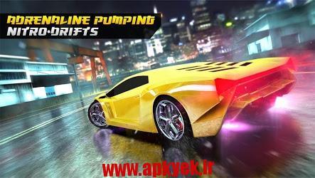 دانلود بازی مسابقات ماشین سواری High Speed Race: Racing Need 1.7 اندروید