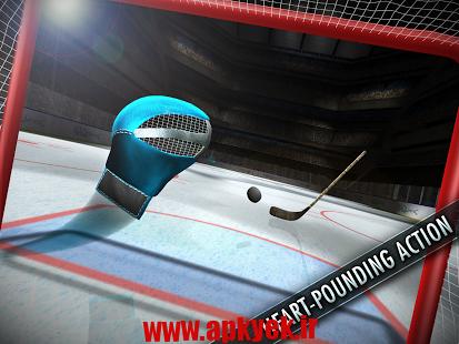 دانلود بازی مسابقات هاکی Hockey Showdown 1.8 اندروید