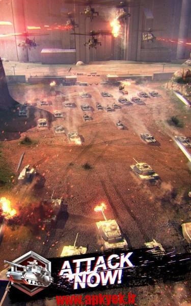 دانلود بازی بازار جنگ Invasion: Global Warfare 1.27.0 اندروید