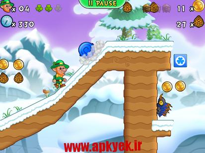 دانلود بازی دنیای لیپ Lep's World 3 1.7 اندروید