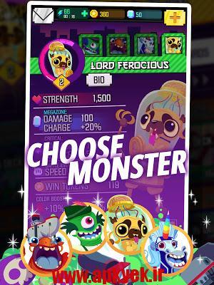 دانلود بازی کلانشهر Monsters Ate My Metropolis 1.1.0 اندروید مود شده