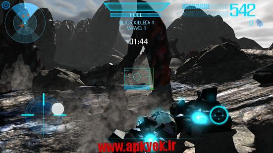 دانلود بازی میدان جنگ Osiris Battlefield 1.1.2 اندروید مود شده